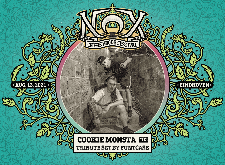 Cookie Monsta Tribute set by FuntCase